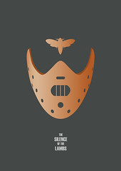 The Silence of the Lambs (Movie Poster Boy) Tags: silence lambs film jodie foster anthony hopkins face mask thriller classic thesilenceofthelambs thesilenceofthelambsmovie thesilenceofthelambsfilm thesilenceofthelambsposter thesilenceofthelambspicture thesilenceofthelambsillustration thesilenceofthelambsmask anthonyhopkins jodiefoster cannibal facemask fbi cadet killer serialkiller moth butterfly hanniballecter clarice starling claricestarling training trainee psychopath thomasharris jaws theexorcist alternativemovieposter