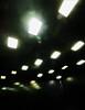 The Evolution of Flying saucers (Steve Taylor (Photography)) Tags: flyingsaucer ufo art digital light black green yellow uk gb england greatbritain unitedkingdom london pattern lensflare glare glow rectangle bokeh round oblong
