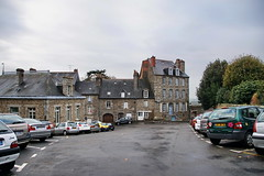 Rue Porte Saint-Léonard (Yuri Rapoport) Tags: 2015 fougères illeetvilaine bretagne brittany france