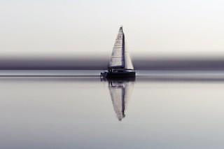 Towards the blue horizon....