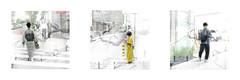 Série du 29 05 18 : Women, Quartier Ginza (basse def) Tags: tokyo japan girls woman man