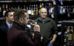 <Sniff sniff> (Eddy Summers) Tags: pentaxk1 pentaxaustralia pentax k1captures k1 samyang8514 sammy85 samyang85mm14 8514 rossblainey whisky singlemalt balvenie glenfiddich williamgrantsons glass glasses glencairnglass alcohol spirit scotland