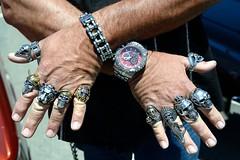 all that glitters (JonBauer) Tags: rings jewelry watch hispanic kingofthestreets lowriders lowrider cars style sanfrancisco bayarea westcoast sanfranciscolowridercouncil citycollegeofsanfrancisco nikon d800 2470mmf28g
