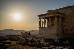 Sunset from the Acropolis (wannabeacamera) Tags: atene citylandscape grecia landscape travel athina attica gr