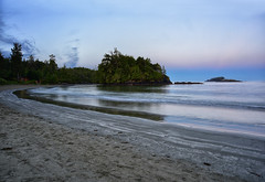 6936-2smVDetailExtractND (torriejonvik) Tags: mckenzie beach tofino british columbia vancouver island pacific northwest trees rocks water ocean sunrise