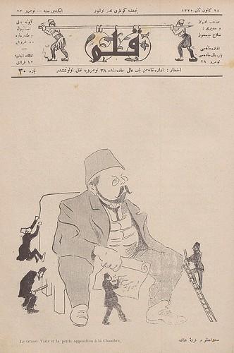 Cover of Kalem Magazine