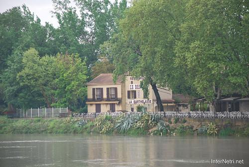 Річка Рона, Авіньйон, Прованс, Франція InterNetri.Net France 1442