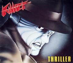 Killer - Thriller (vinylmeister) Tags: vinylrecords albumcoverphotos gramophone lp heavymetal thrashmetal deathmetal blackmetal vinyl schallplatte disque album
