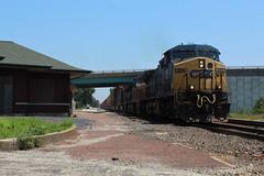CSX 265 (CC 8039) Tags: csx trains ac44cw es44ac effingham illinois