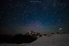 Spellbound (SeattleEmpress--on and off for a bit) Tags: nikond810 pnw airglow mountains mtshuksan nightglow nightsky nightphotography nikon nikonlove northcascades northstar seattleempress stars startrails stephaniesinclairphotography womenwhoshootnikon womenwhoshootthenightsky zeiss