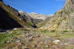 Trekking to Baños Campanario (Javiera C) Tags: maule cordillera montaña mountain pasopehuenche trekking travel viaje adventure aventura caminata paisaje landscape