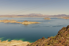 Lake Mead (rschnaible) Tags: arizona nevada southwest desert water outdoor landscape lake mead colorado river colorful
