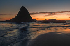 Martins Beach 2 (sberkley123) Tags: longexposure d850 beach nikon sunset martinsbeach venus colors ocean usa california pacific 1424mm