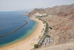 Playa De Las Teresitas, Санта-Круз, Тенеріфе, Канарські острови  InterNetri  754