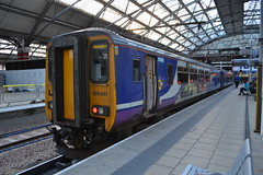 Northern Super Sprinter 156461 (Will Swain) Tags: liverpool lime street station 17th march 2018 north west english merseyside train trains rail railway railways transport travel uk britain vehicle vehicles country england northern super sprinter 156461 class 156 461