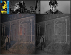 Psycho (1960) Filming Location (movielocationhunter) Tags: california filmlocation psycho janetleigh movie martinbalsam anthonyperkins johnmcintire usa movielocation veramiles johngavin alfredhitchcock film universalstudios universalcity unitedstates us