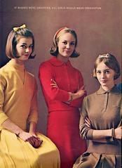 Garland 1961 (barbiescanner) Tags: vintage retro fashion vintagefashion 1960s1960sfashions 60s 60sfashionsvintageadvertising 1960sadvertising 60sadvertising seventeen garland