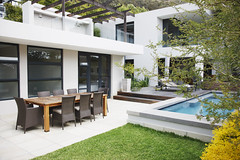 109350332 (bluehavenpoolsandspas) Tags: architecture backyard balcony building capetown chair colorimage day diningarea domesticlife horizontal leisure lifestyle luxury modern nature nopeople outdoors patio photography recreation relaxation southafrica swimmingpool table travel wealth absence
