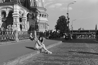 «Sitting on the curb» (2018 World Cup in Russia)