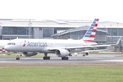 N183AN   American Airlines   Boeing B757-223(WL)   CN 29593   Built 1999   DUB/EIDW 14/05/2018 (Mick Planespotter) Tags: aircraft airport nik 2018 n183an american airlines boeing b757223wl 29593 1999 dub eidw 14052018 dublinairport collinstown aa b757 sharpenerpro3