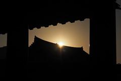 Sunset (snapcat101) Tags: p3090451 chilinnunnery 志蓮淨苑 diamondhill kowloon hongkong buddhism tangdynastystyle