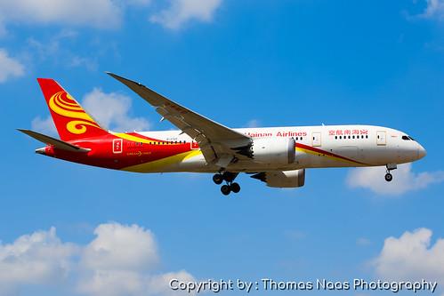 Hainan Airlines, B-2722