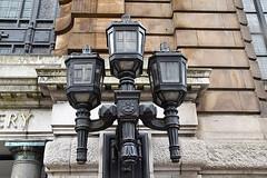 Lamps at Birmingham Museum & Art Gallery Entrance. (Manoo Mistry) Tags: nikon nikond5500 tamron18270mmzoomlens tamron birmingham birminghampostandmail englanduk westmidlands towncentre centralbirmingham lamp lamppost lampen