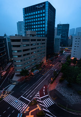 Tokio in the morning mood (Andreas Mezger - Photography) Tags: tokyo tokio japan city megacity architecture street streetphotography