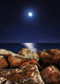 Menton lune et mars