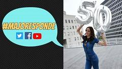 MAJO RESPONDE 50K - Majo Montemayor #YouTube #LuigiVanEndless #MajoMontemayor #VBlogger #Videos #MúsicaElectrónica #ElectroLovers https://youtu.be/eg3-Y2j_IP8 Cuando llegué a los 50 mil suscriptores hice una dinámica en mis redes sociales para hacer una s (LuigiVanEndless) Tags: facebook youtube luigi van endless música electrónica noticias videos eventos reviews canales news