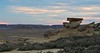 Bardenas 18 (pascual 53) Tags: desierto navarra bardenasreales laseta canon eos1dmarkiii 50mm xabi ocaso paisaje rocas montañas
