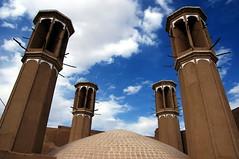 Yazd - Luftsauger (hyperfantastisch.de) Tags: iran persien persia