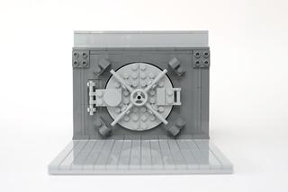 Lego Bank safe - atana studio