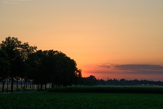 Gleich geht die Sonne auf / The sun is about to rise