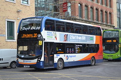 Stagecoach Merseyside & South Lancashire 10549 SN16ONR (Will Swain) Tags: liverpool 17th march 2018 bus buses transport travel uk britain vehicle vehicles county country england english north west merseyside city centre stagecoach south lancashire 10549 sn16onr