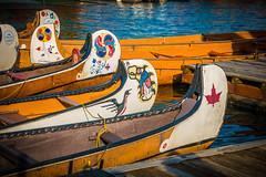 Canoes on Canada Day (A Great Capture) Tags: agreatcapture agc wwwagreatcapturecom adjm ash2276 ashleylduffus ald mobilejay jamesmitchell toronto on ontario canada canadian photographer northamerica torontoexplore summer summertime été canadaday happycanadaday canoe canoes mapleleaf indigenous proud like 2017 vibrant colorful cheerful vivid bright
