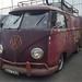 Rusty Panel Van