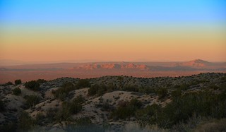 Pearblossom Desert Highway