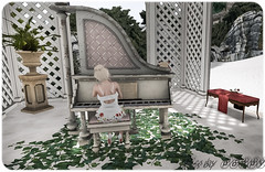 Tsongkhapa  Pianist (Poppys_Second_Life) Tags: 2l picsbyⓟⓞⓟⓟⓨ popi popisadventuresin2l popikone popikonesadventuresin2l poppy sl secondlife tsongkhapa virtualphotography piano music musician pianist musical