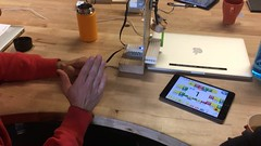 IMG_0387 (The Tinkering Studio) Tags: tida sound rd soundtiles scratch wedo computationaltinkering