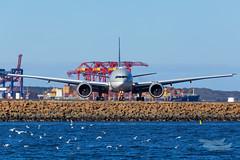 A7-BES QR B77W 16R YSSY-2365 (A u s s i e P o m m) Tags: qatar qatarairways qr boeing b77w syd yssy sydneyairport
