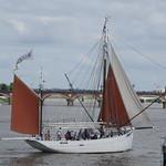 Le Biche, Tall Ships Regatta 2018, Bordeaux, Gironde, Nouvelle-Aquitaine, France. thumbnail