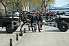 Moving the Guns 2 (cloudwalker_3) Tags: 62 92nd 2018 adults ammunition armedforces arms army artillerysalute birthday blank blanks bridge britisharmy ceremonial cityoflondon england explosion fire firing gbgbr greatbritain guard gun gunner guns hac hmqueenelizabethii honourableartillerycompany howitzer infantry l118ceremoniallightguns london machine men military monarch munitions officer patriotic patriotism person pinzgauer platoon queen regiment reserves river royalty salutation salute shells smoke smoking smoky soldier soldiers thames towerbridge toweroflondon traditional traditions troops uk uniform unitedkingdom volley weapon weapons
