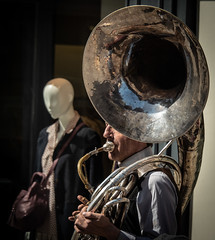 108-2018-365 Jazz in the High Street (Explored) (graber.shirley) Tags: guildford highstreet