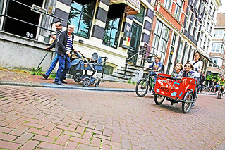 Stop Taking Photos of People Bicycling in Amsterdam!