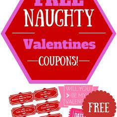 Gifts For Him : FREE Naughty Valentines Day Coupons for your Bae! Valentines Day is right around… (giftsmaps.com) Tags: gifts