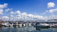 Sturgeon Bay (vincentfuh) Tags: harbor boats vacation