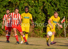 Easington Sports 0 Banbury United 2 (edwinbarson) Tags: football banbury united easington sports sport soccer nikon non league preseason