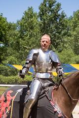 Tournament Joust (Pahz) Tags: thejousters joust jousting knight horse lance squire armor helm tournamentjoust joustofskill bristolrenaissancefaire brf2018 renaissancefaire renfaire renaissancefairephotographer pattysmithbrf nikond7200 tamron16300mm tamron