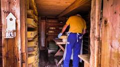 Swiss Alpine Cheesemaker (Swissrock-II) Tags: swissalpinecheesemaker chess käse käserei alpine alps alpen schwanden berneroberland switzerland schweiz swisschess july 2018